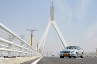 2011款奔驰E200 CGI优雅型外观