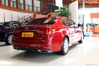 2012款雷克萨斯GS250
