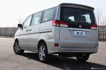 2012款帅客2.0L自动旗舰型