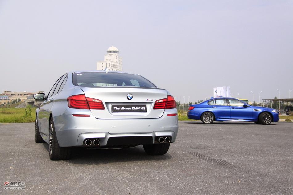 2012款宝马M5