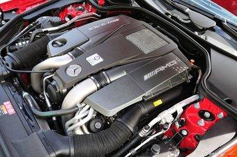 AMG SL底盘图