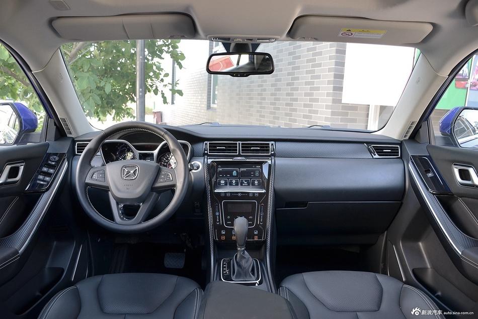 2016款驭胜S330 1.5T自动四驱旗舰版