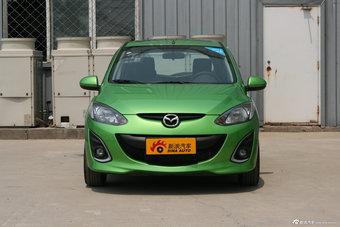 2012款马自达2两厢 1.5L自动豪华版