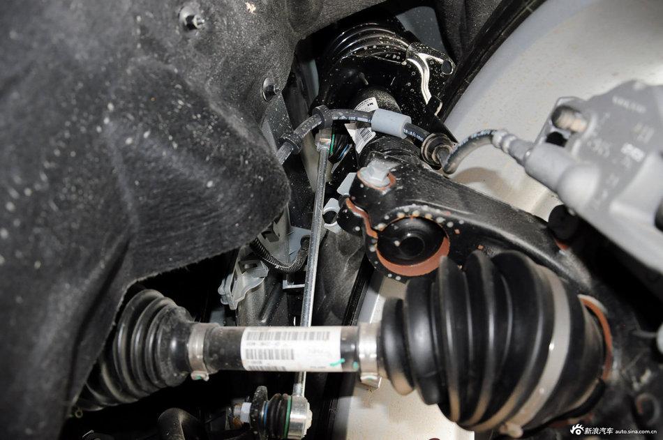 2012款沃尔沃V60实拍