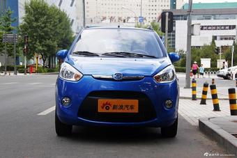 2012款海马爱尚1.0L手动豪华型