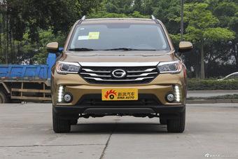 2015款传祺GS4 1.3T自动200T G-DCT豪华版