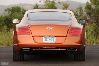 2011款宾利欧陆GT