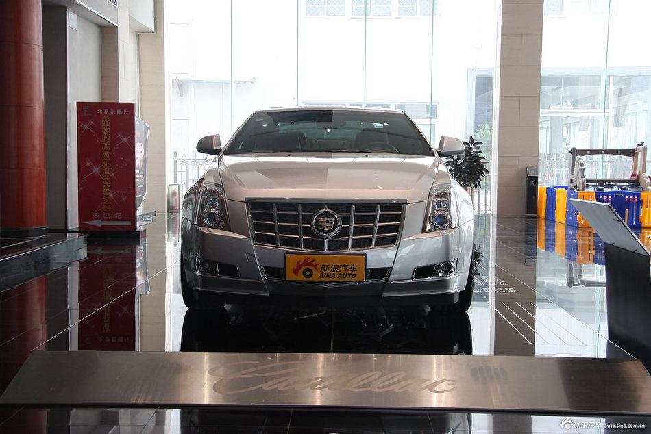 2012款凯迪拉克CTS Coupe到店实拍