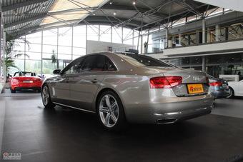 2011款奥迪A8L 6.3L FST W12
