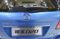 2014年第12届广州国际车展 图为:绅宝D20 CROSS