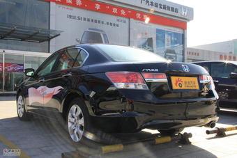 2011款本田雅阁2.4L EX Navi自动型