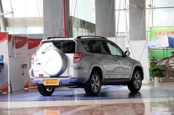 2012款丰田RAV4实拍
