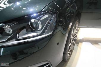 新迈腾(B7L)3.0L V6旗舰版外观细节