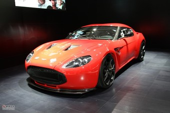 阿斯顿马丁V12 Zagato