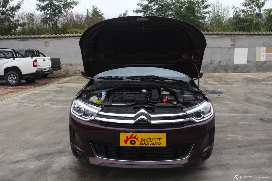 2015款东风雪铁龙C3-XR 1.6L手动时尚型