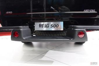 2011款吉奥财运500