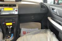 雪铁龙C4 1.6T 豪华GPS版自动实拍