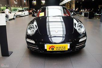 2011款保时捷911 Targa 4S外观图片