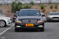 2011款奔驰C级实拍