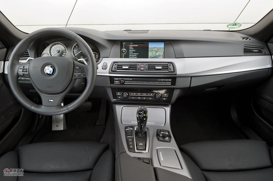 2012款宝马M550d xDrive