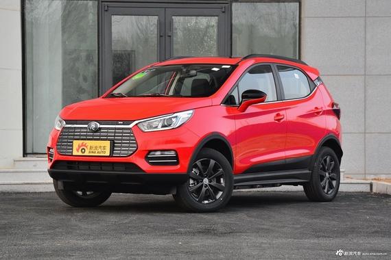 6月新车比价 比亚迪元新能源深圳9.62万起