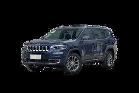 新发无限遐想 Jeep新SUV预告图曝光