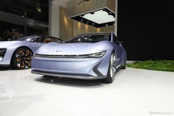 前途K25 concept新能源