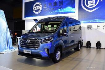 上汽MAXUS V9012.0万