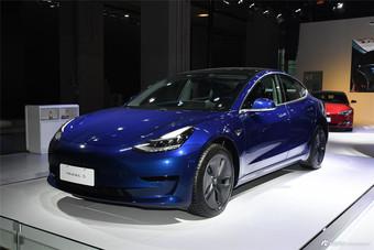 特斯拉Model 3