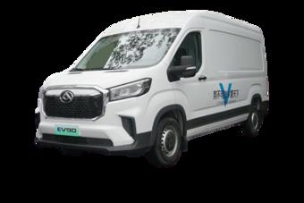 上汽MAXUS EV90