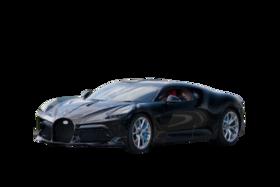 全球限量1台 布加迪La Voiture Noire量产版车型发布