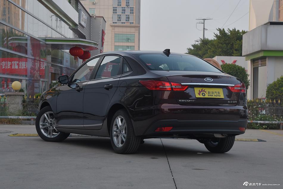 全国最高直降2.62万元,福特福睿斯新车近期优惠热销
