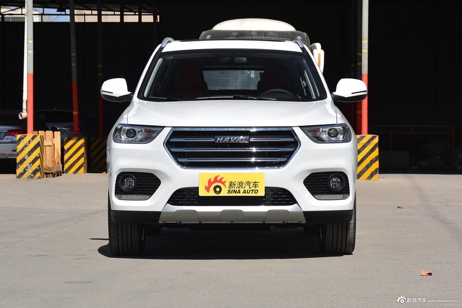 哈弗H2促销中,最高直降0.85万,新车全国7.74万起!