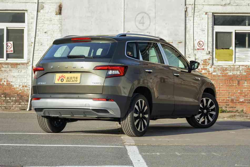 价格来说话,2月新浪报价,斯柯达柯珞克全国新车11.64万起